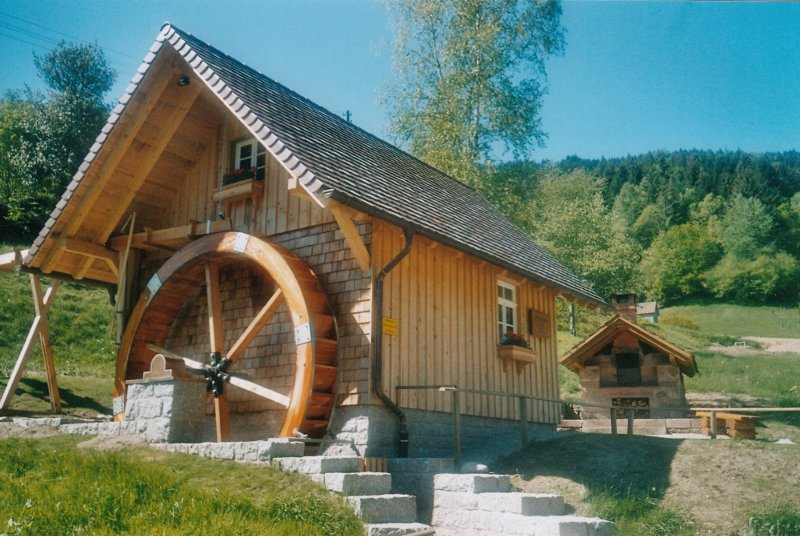 Mühlentag In Der Ebetmühle In Bermersbach