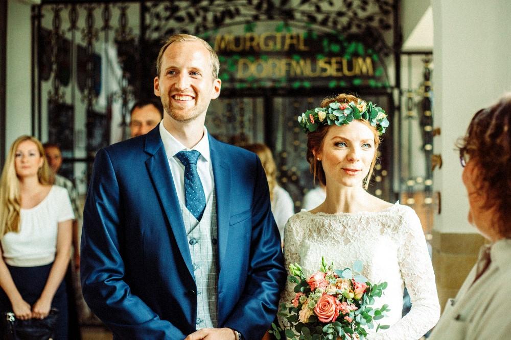 Hochzeitszimmer Murgtalmuseum