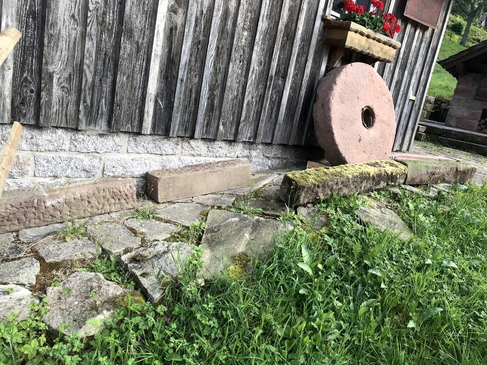 Weg An Der Ebetmühle Wird Saniert