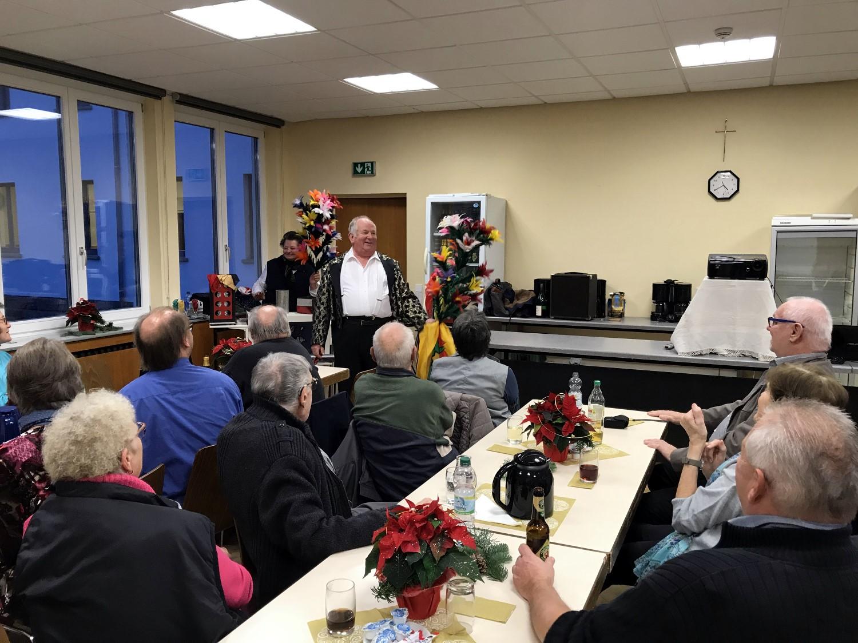 Heimatverein Veranstaltet Ehrungsnachmittag Für Seine Mitglieder