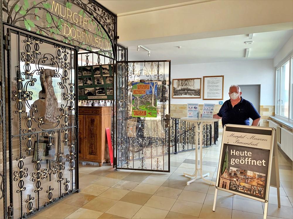 Murgtal-Museum öffnet Am 24. Mai Wieder Die Pforten