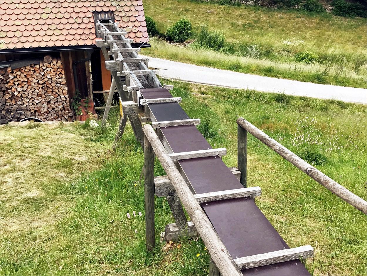 Unnötige Arbeiten An Der Ebet-Mühle